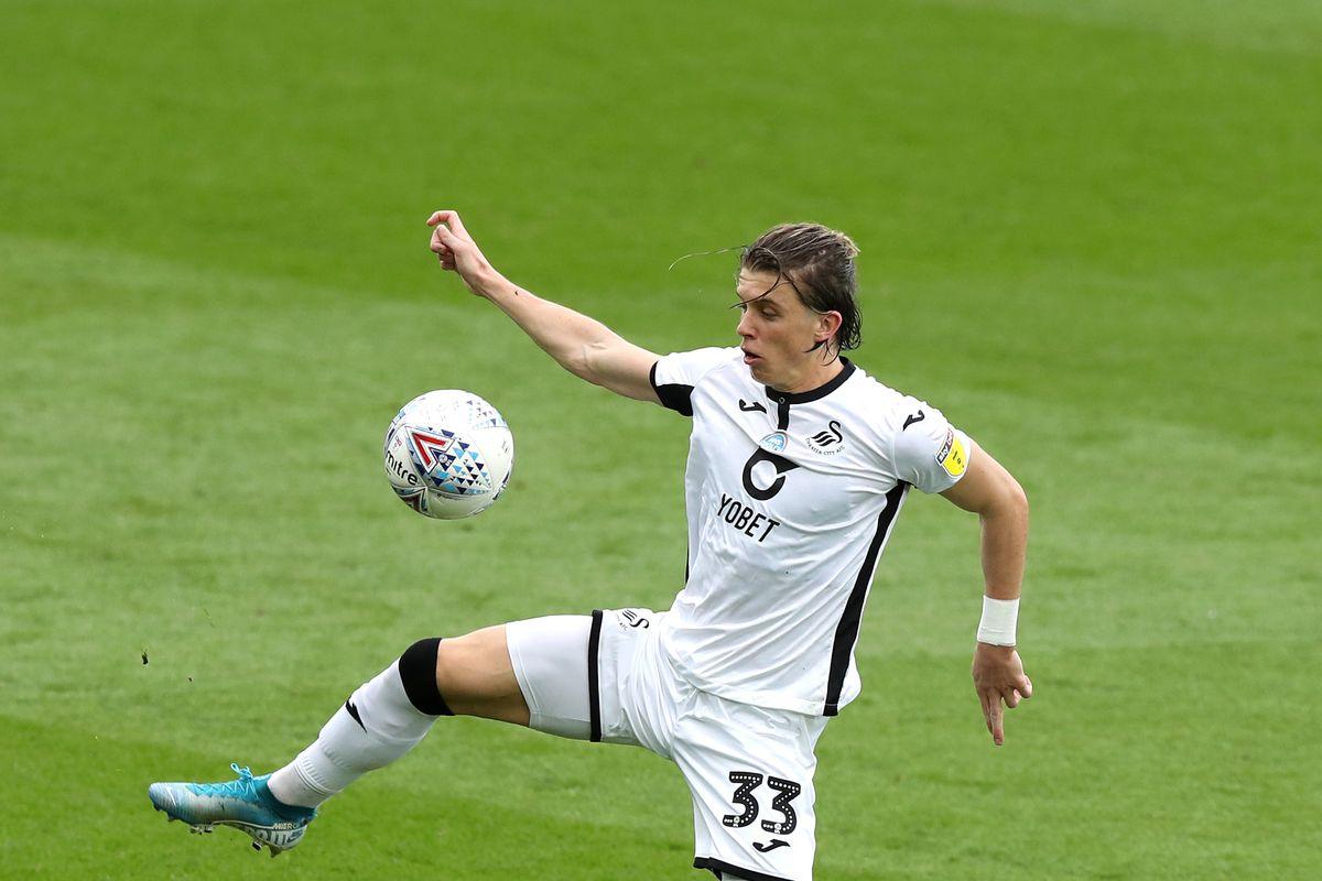 Swansea City v Brentford - Sky Bet Championship Play Off Semi-final 1st Leg