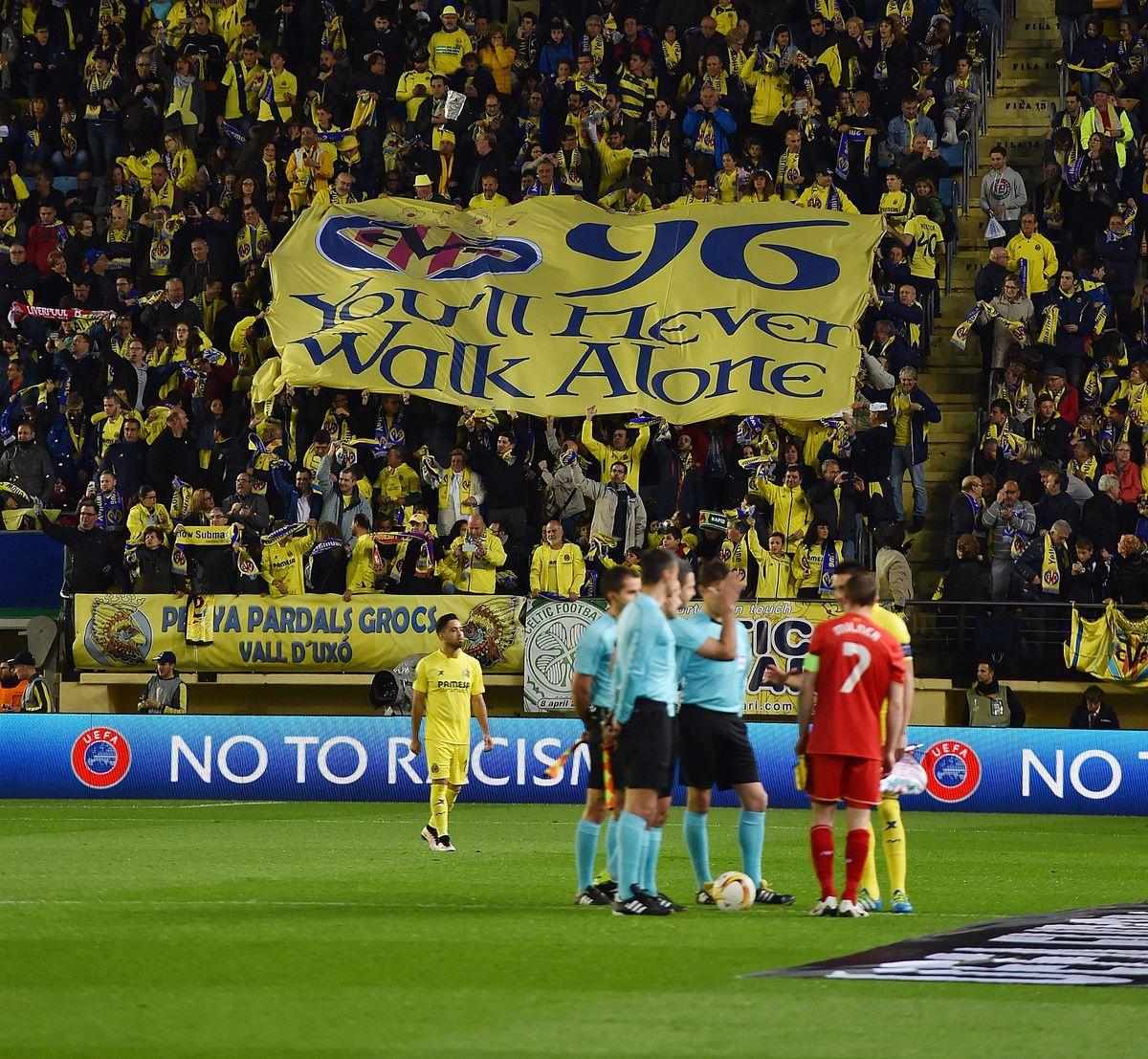 Villarreal CF v Liverpool - UEFA Europa League Semi Final: First Leg