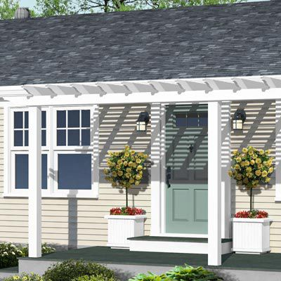 Photoshop Redo Layering A Ranch With Cottage Charm This Old House