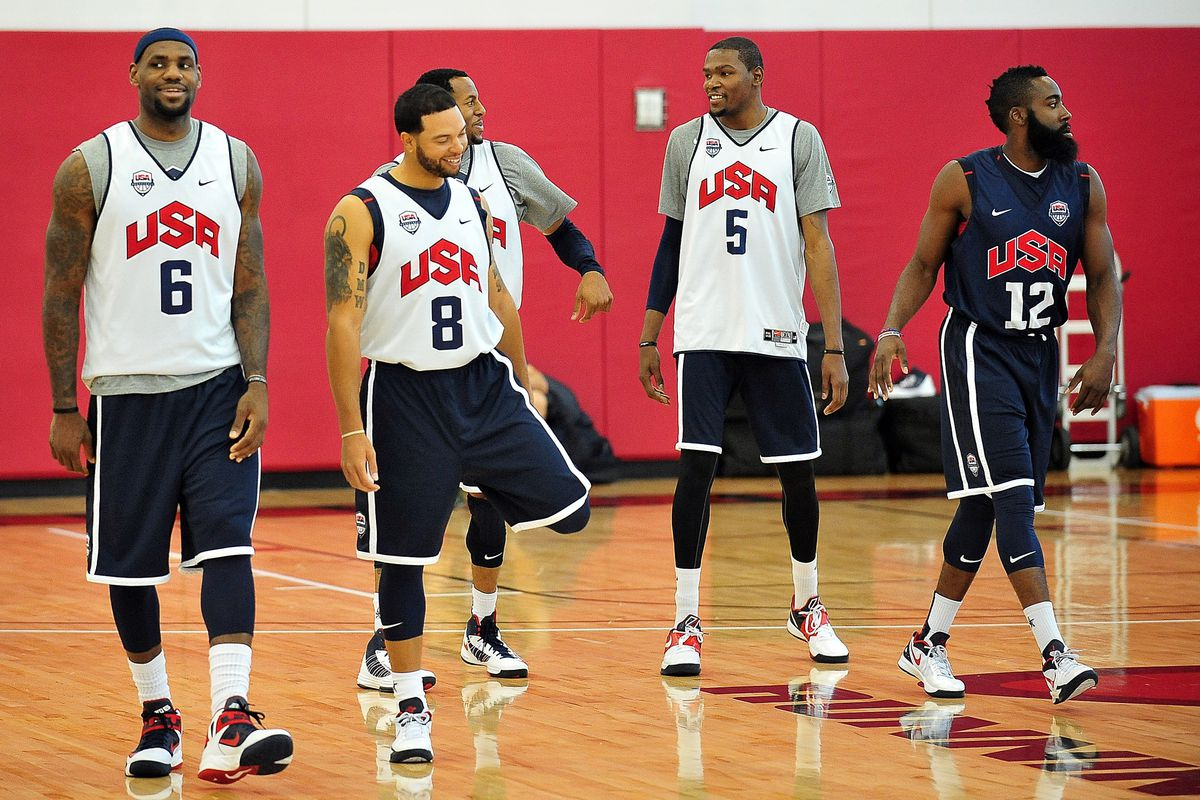 Team USA had little problem with the Dominican Republic (Gary A. Vasquez-US PRESSWIRE)