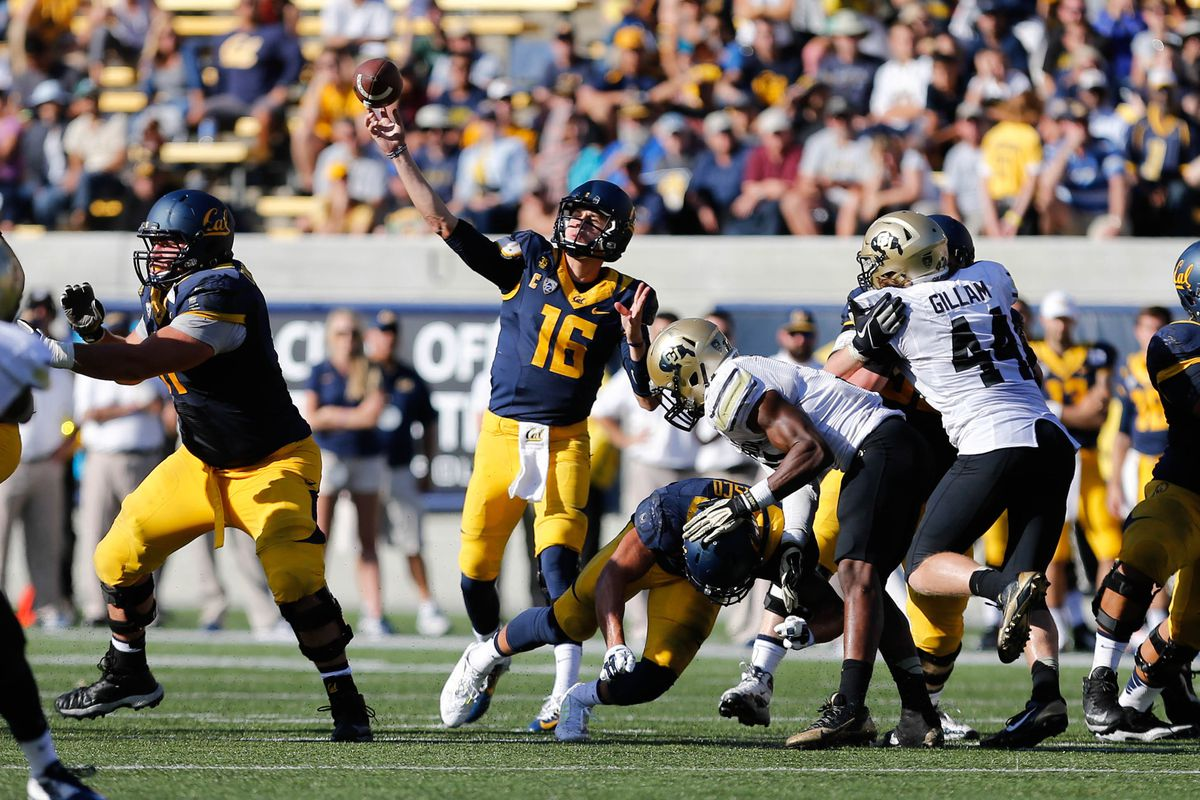 Amongst others, Jared Goff put on a show in Berkeley