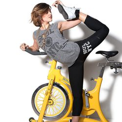<b>Natalia:</b> This Venezuela native moved to New York to pursue a career in fashion, but after 12 years of modeling, she discovered SoulCycle filled a void in her life that modeling never could. She decided to pay it forward and help others find their S