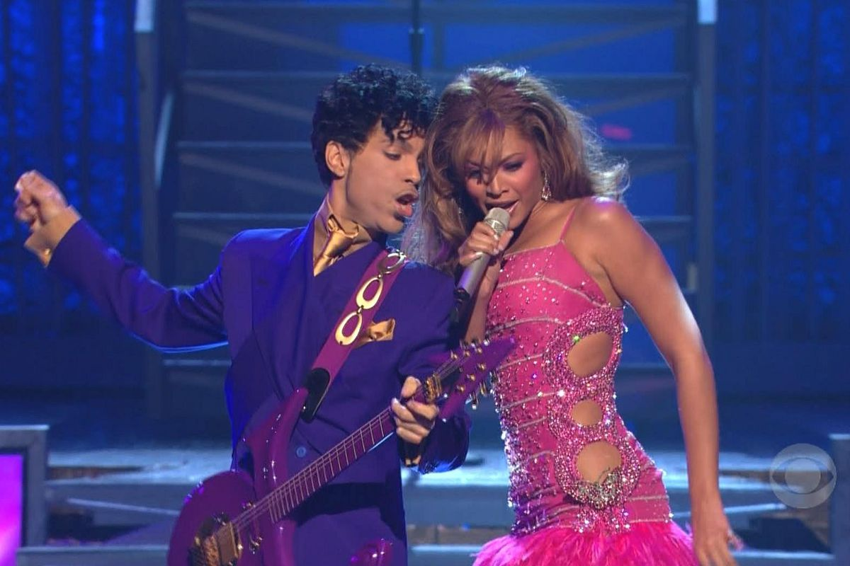 Remember When Prince And Beyonce Rocked The World Together