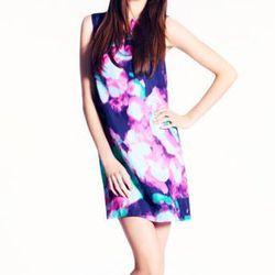 "<b>Kate Spade</b> Keri Dress in Multi Jumbo Floral, <a href=""http://www.katespade.com/keri-dress/NJMU2521,en_US,pd.html"">$398</a>"