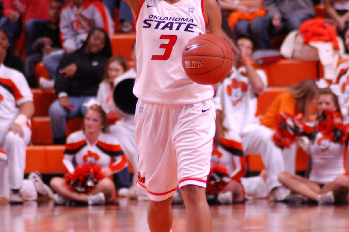 Freshman Tiffany Bias notched her first career double-double with 11 points & 10 assists on Sunday.