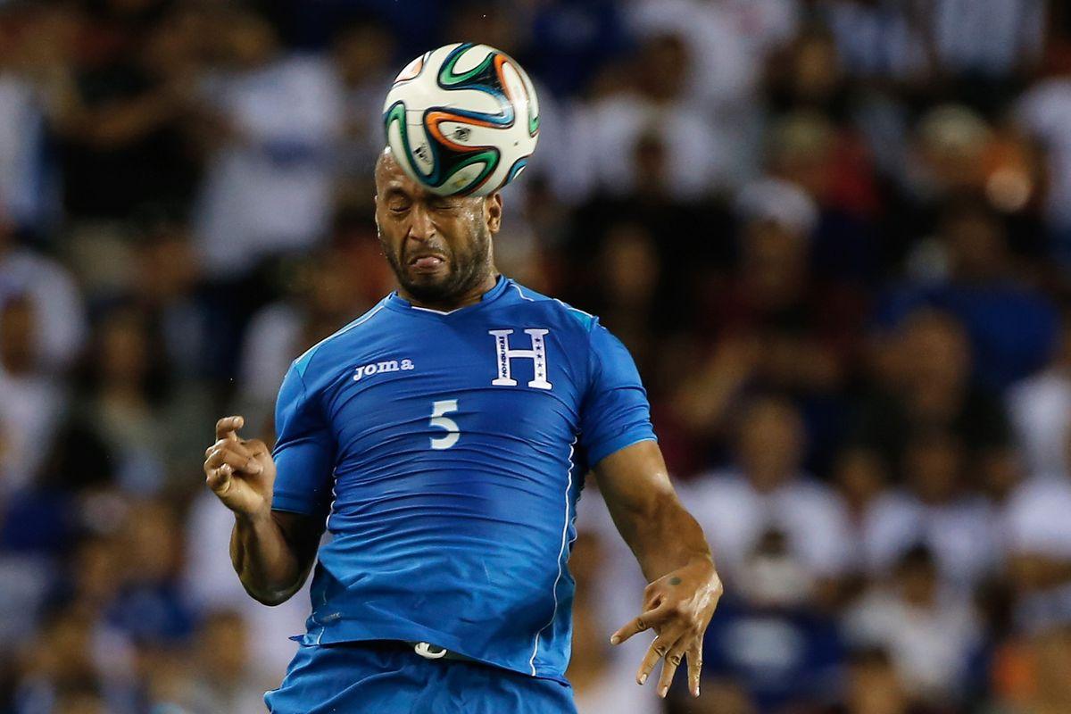 Victor Bernardez - starting center back for Los Catrachos