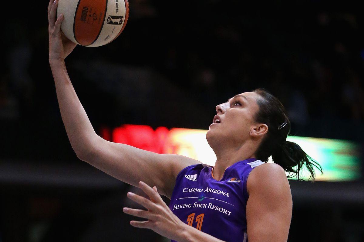 2014 WNBA Finals - Game Three
