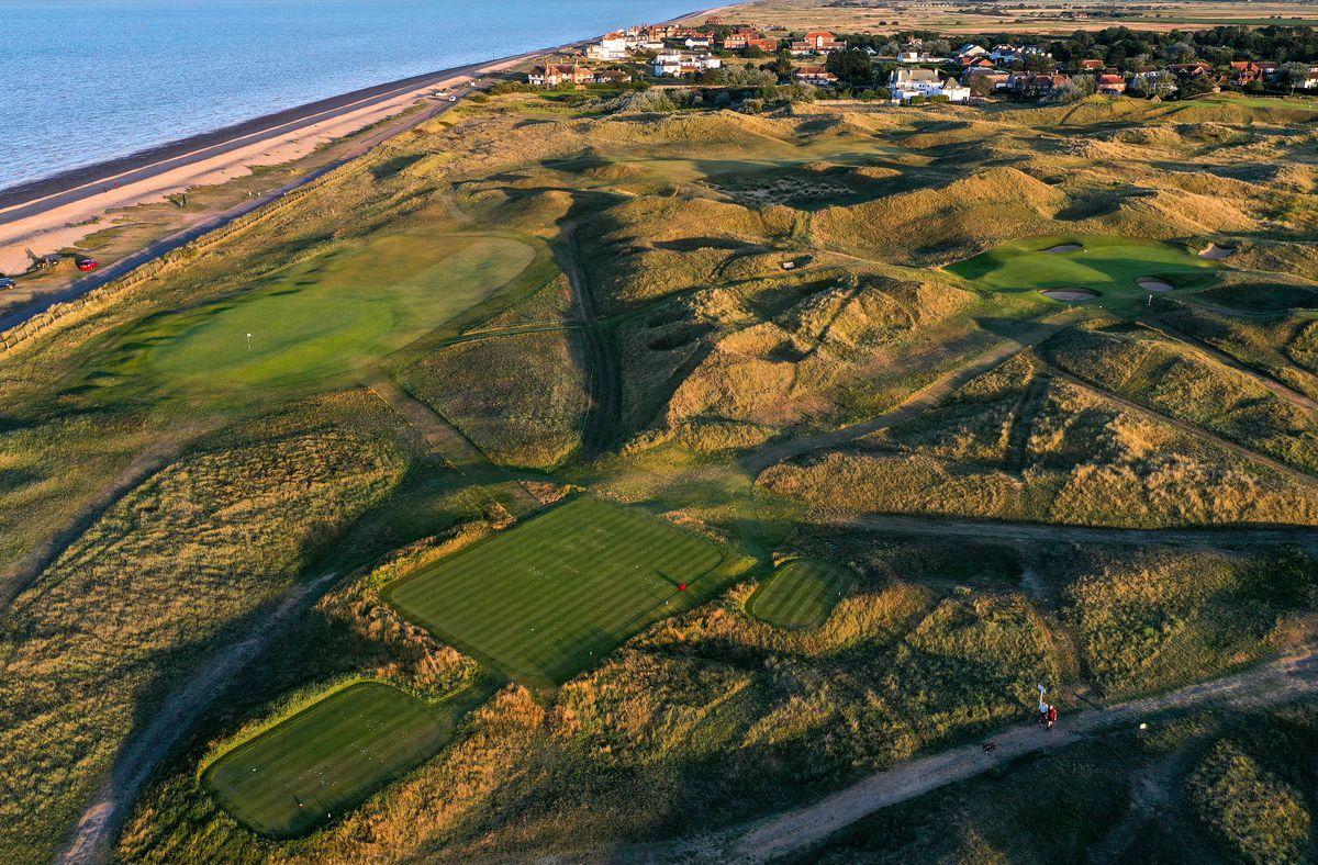 Royal St. George's Golf Club General Views