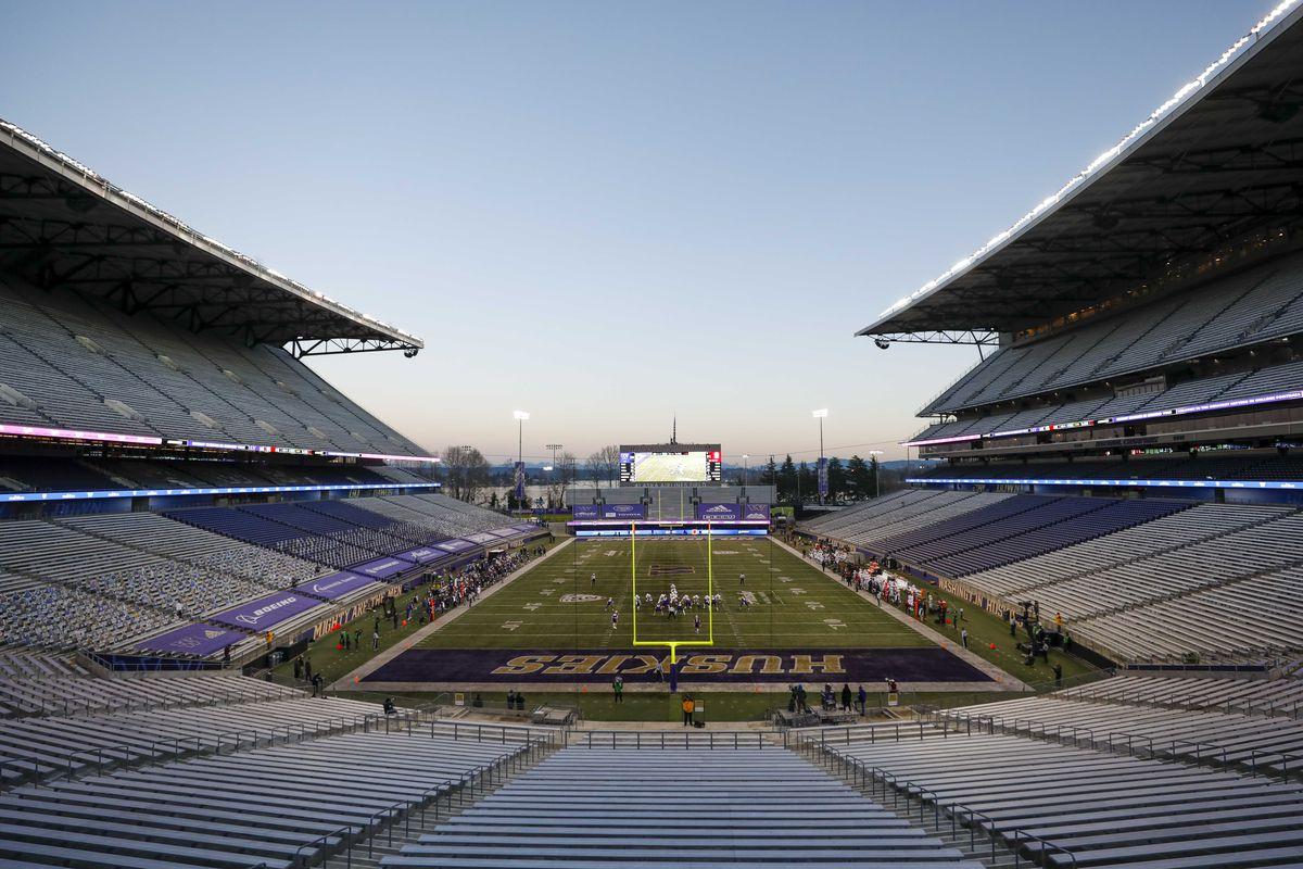 NCAA Football: Stanford at Washington