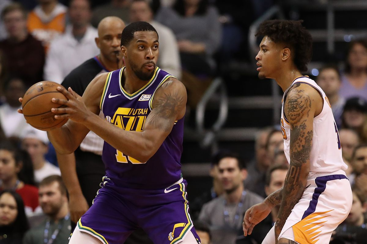 SLC Dunk Mailbag  Can the Utah Jazz sneak into the Conference Finals ... cfef23fd5