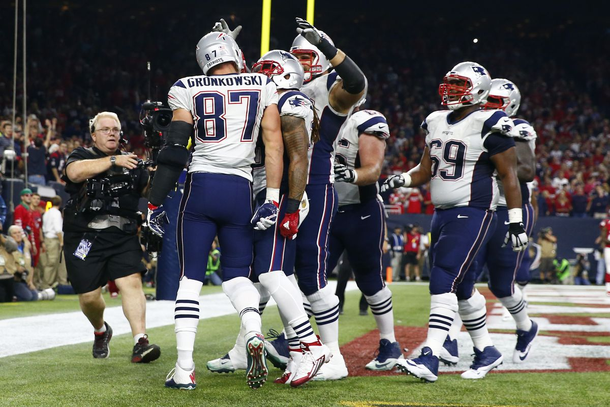 nfl 2015 schedule and results patriots regain top seed in afc