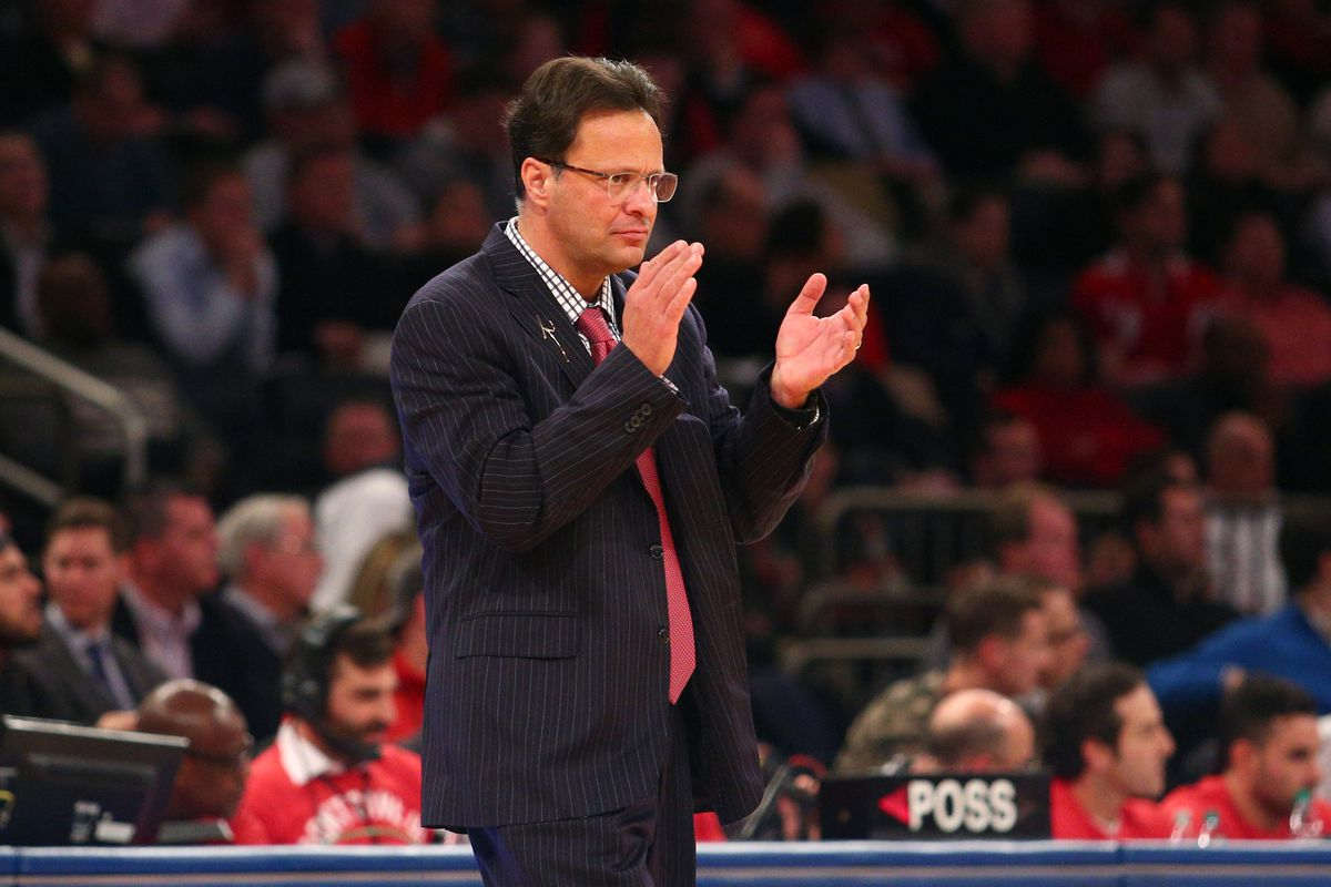 Tom Crean, Dwight Schrute, or Tom Arnold? You decide.
