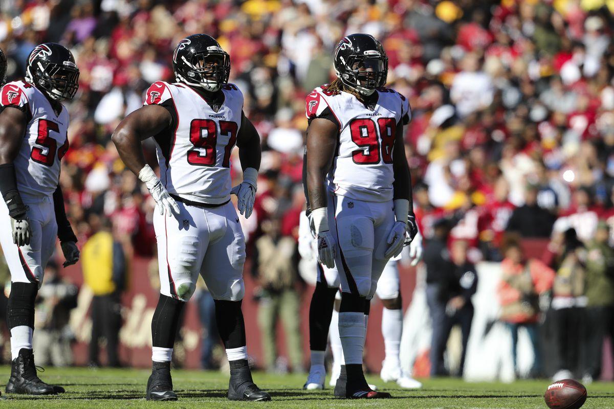 NFL: NOV 04 Falcons at Redskins