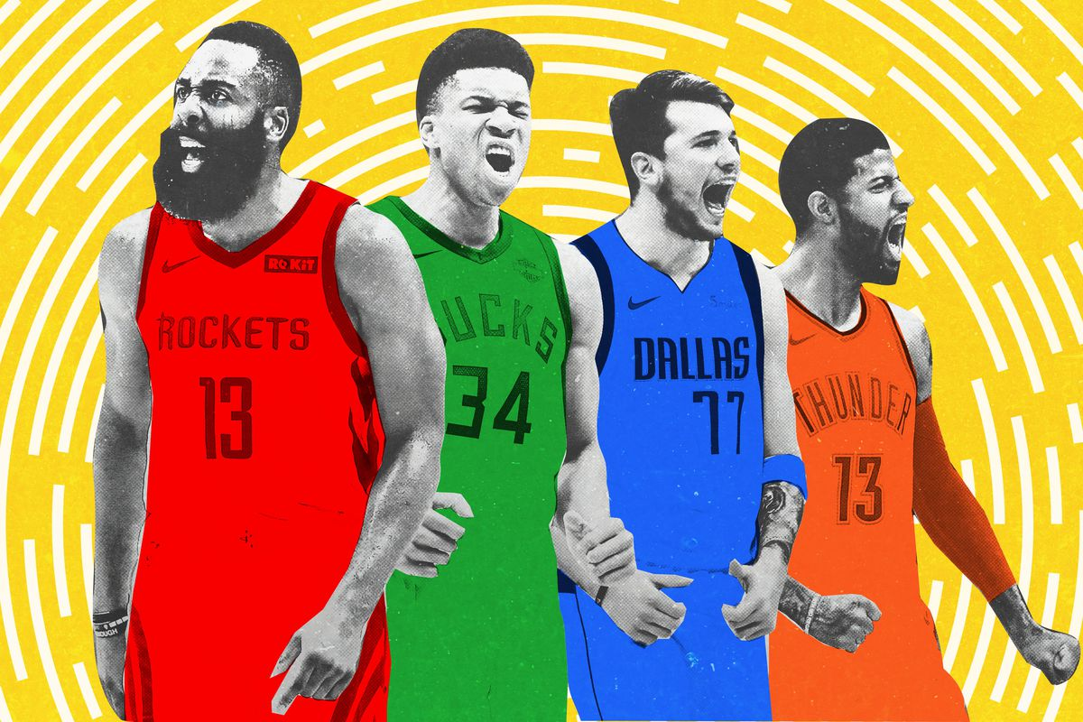 The Biggest Winners (and Loser) of the NBA s Second Quarter - The Ringer 71efc78c5