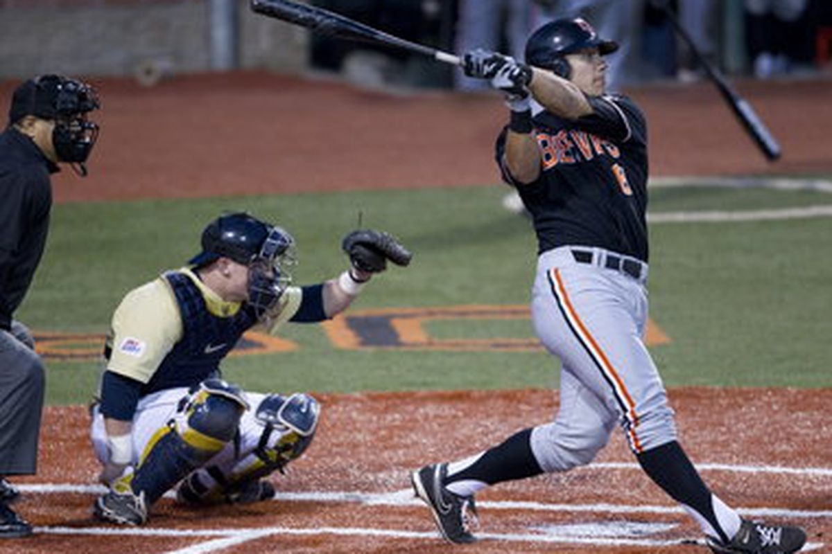 Your Pac-12 Player Of The Year, Michael Conforto