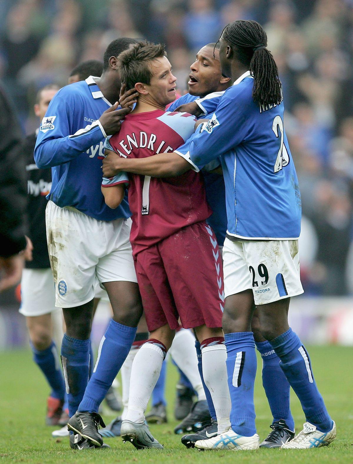 Birmingham City v Aston Villa