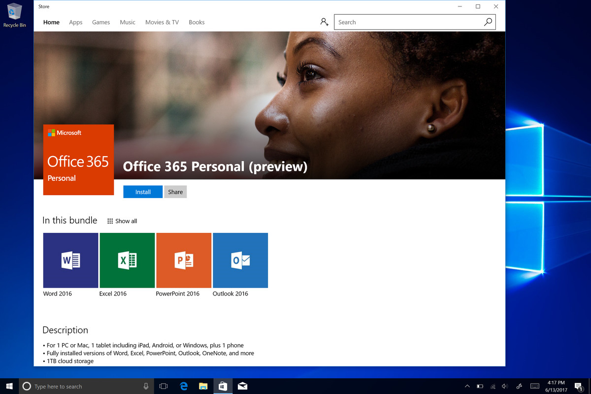 2123ca739cd394 Microsoft Office is finally available in the Windows Store - The Verge