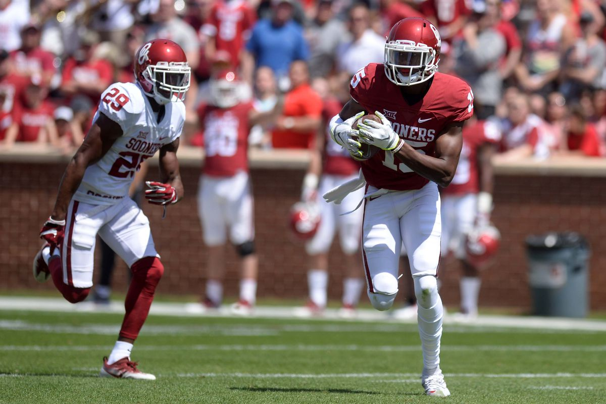 Oklahoma Sooners Football Projecting Ou S Depth Chart For The Season Opener