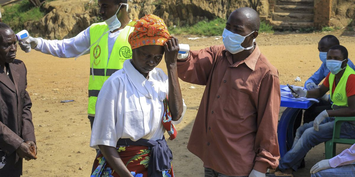 Ebola just spread into Uganda. This may be the start of an emergency.