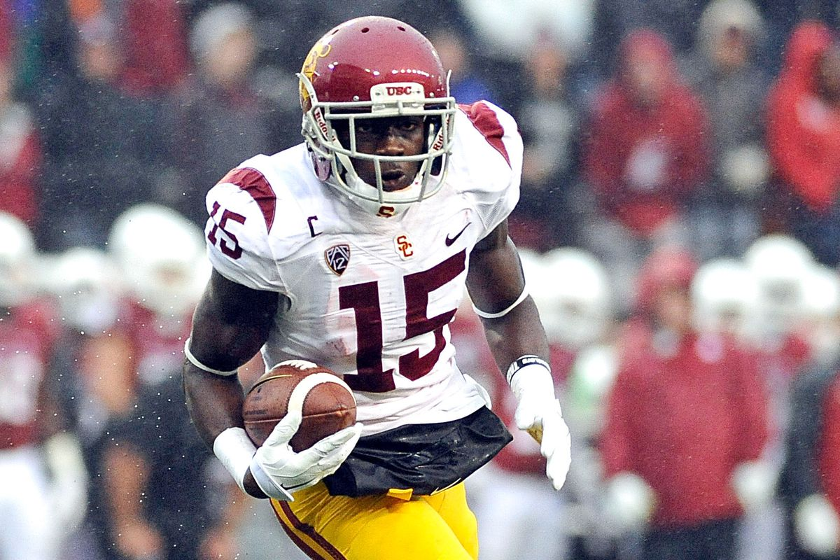 Could this be Nelson Agholor's final game?