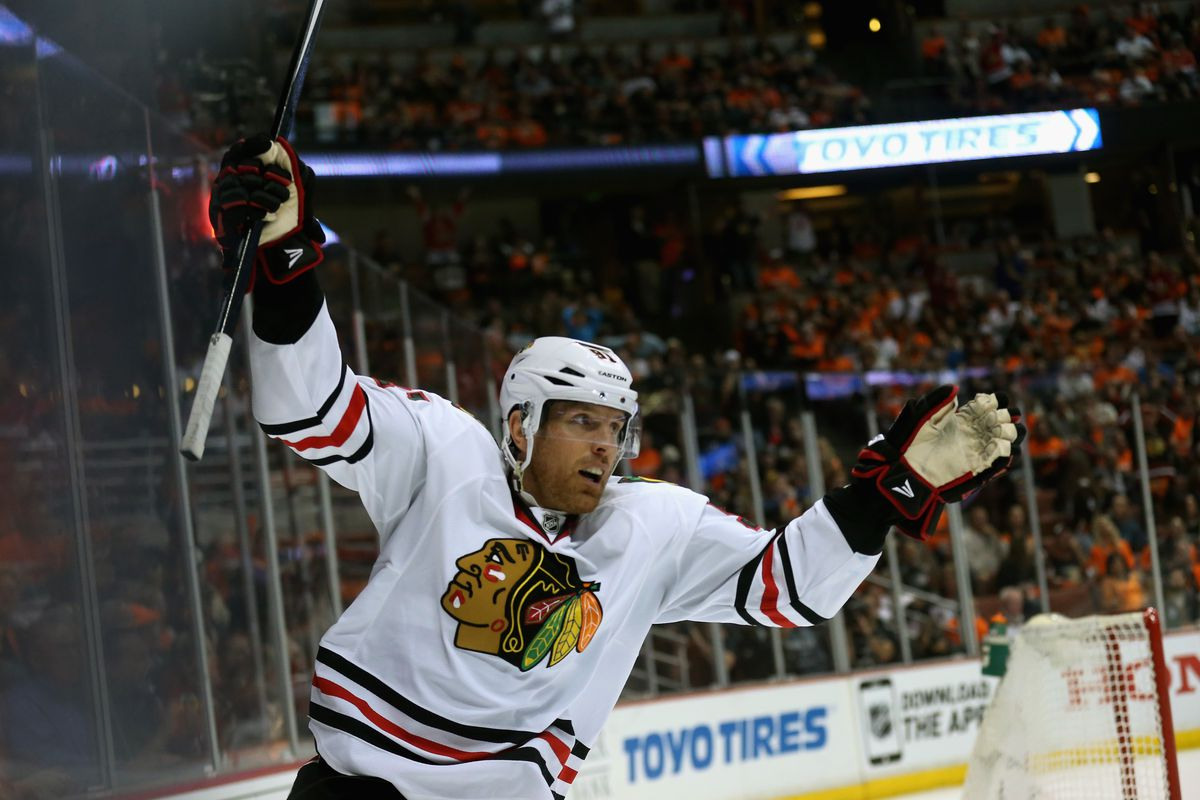 Brad Richards is looking for a new contract