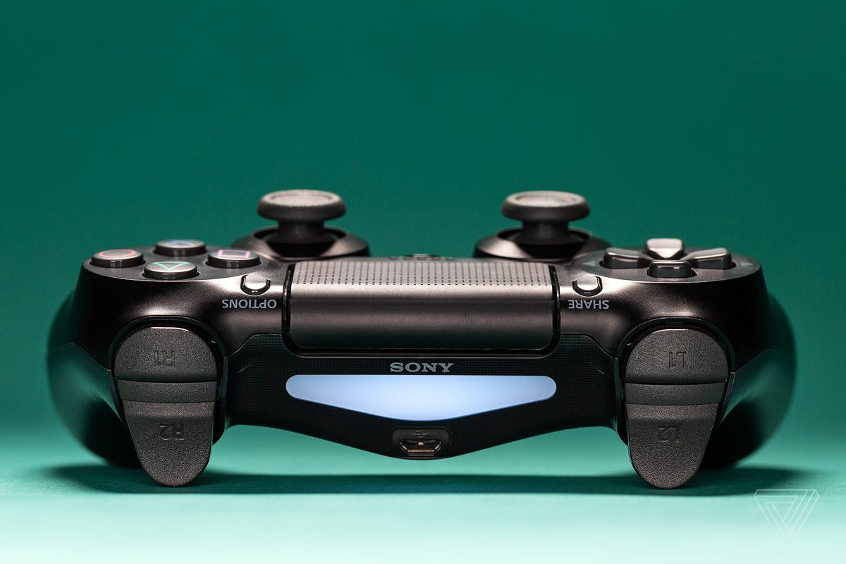 The PlayStation 4's touchpad and the law of unintended consequences
