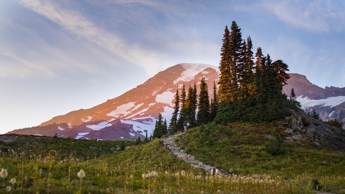 Day hikes on Mount Rainier: The best trails for all levels