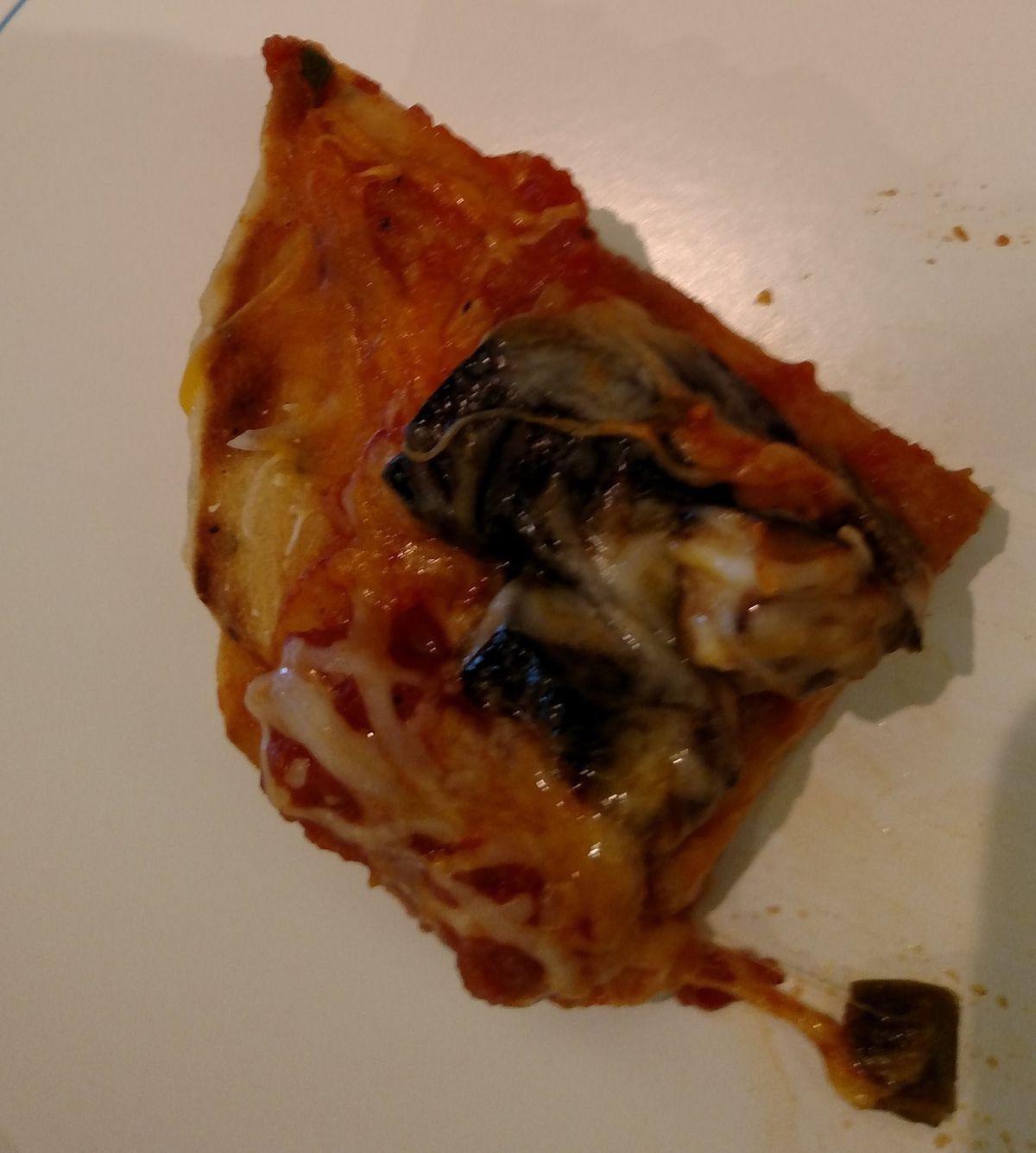 Pheasant pizza by John Hennessy.<br>Dale Bowman/Sun-Times
