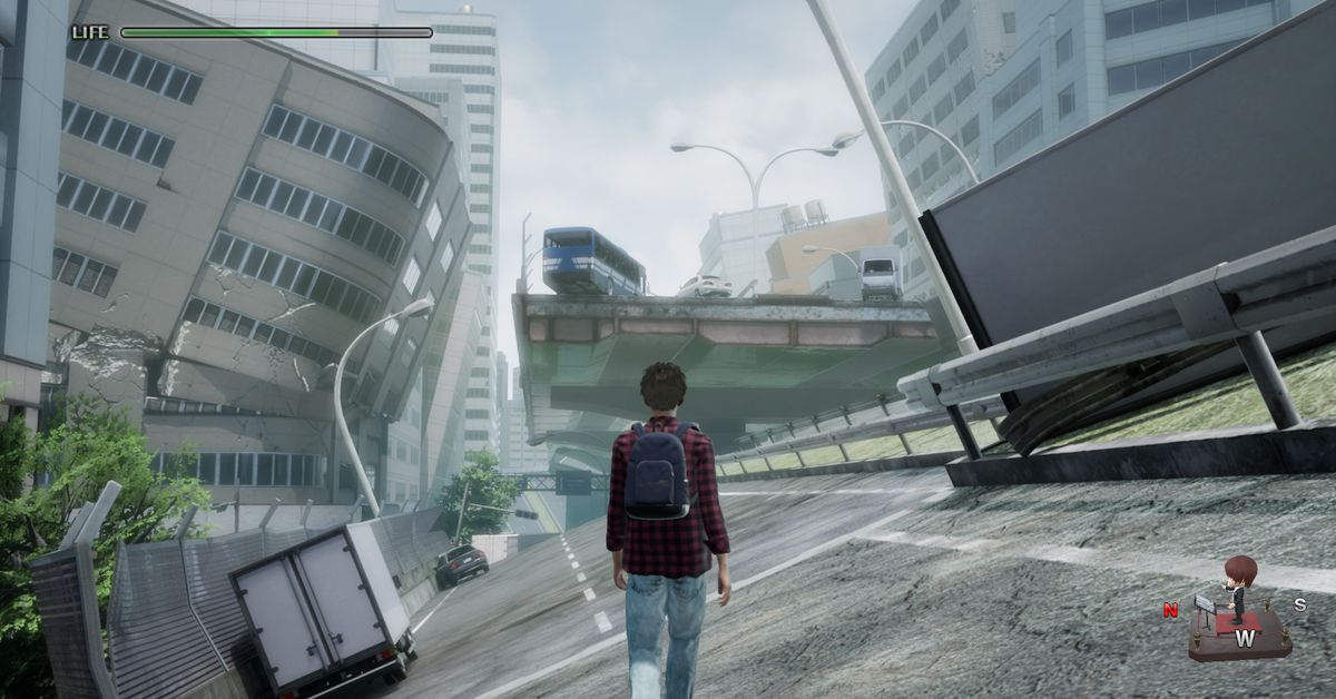 Disaster Report 4 Announced For Pc  Ps4  Nintendo Switch