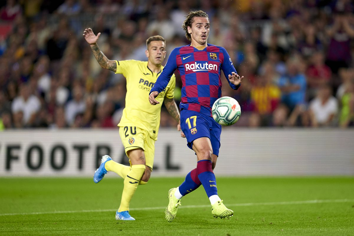 barcelona vs villarreal - photo #7