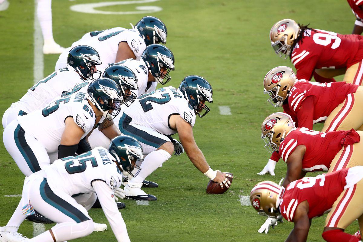 Philadelphia Eagles v San Francisco 49ers