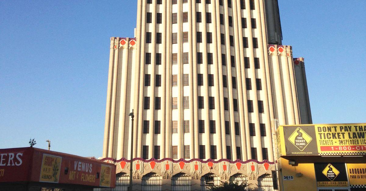 LA's most beautiful storage building was also a speakeasy