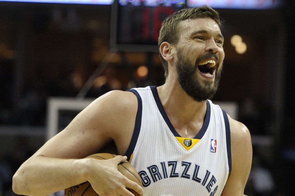 Marc Gasol is excited that GBBLive is back!