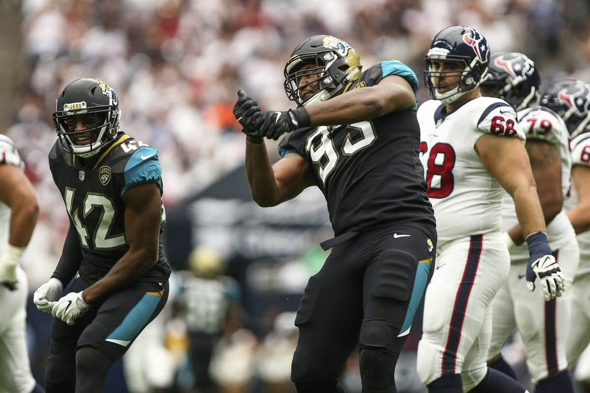 Calais Campbell has changed the Jaguars defensive line Big Cat