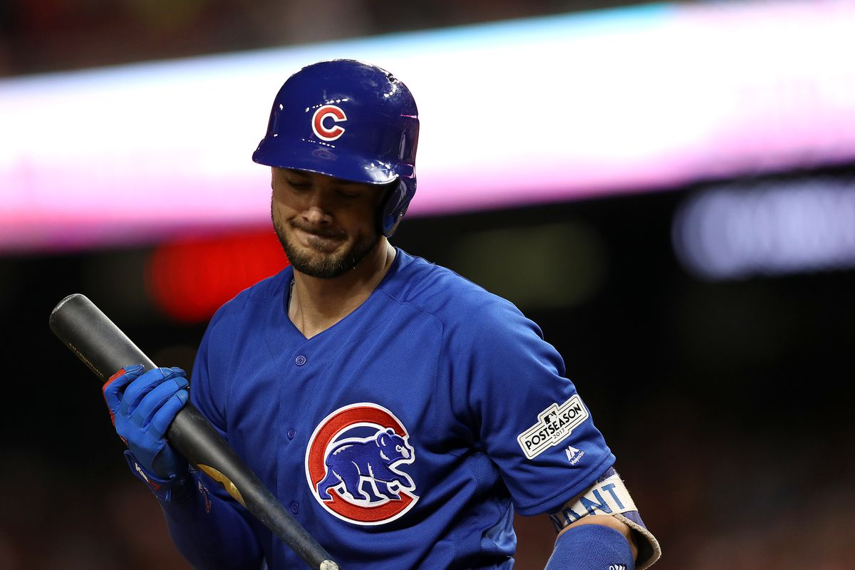 Cubs take NLDS lead with 2-1 win over Nationals