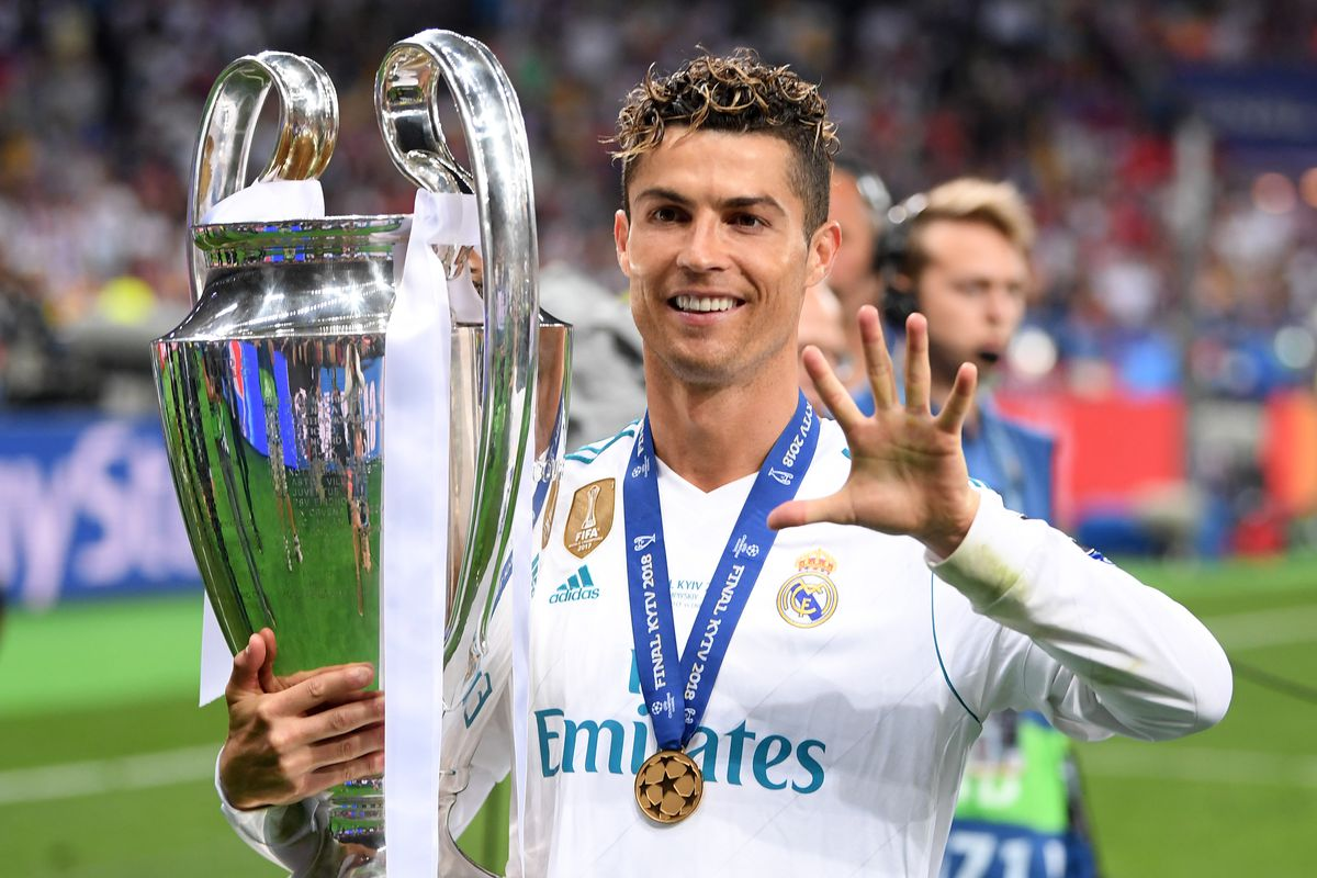 2018 champions league final ronaldo s full post match interview