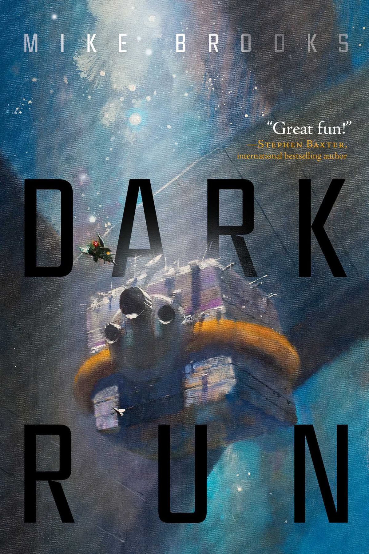 Dark Run cover