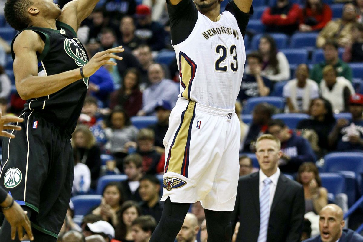 Anthony Davis To Return For Pelicans Against Giannis