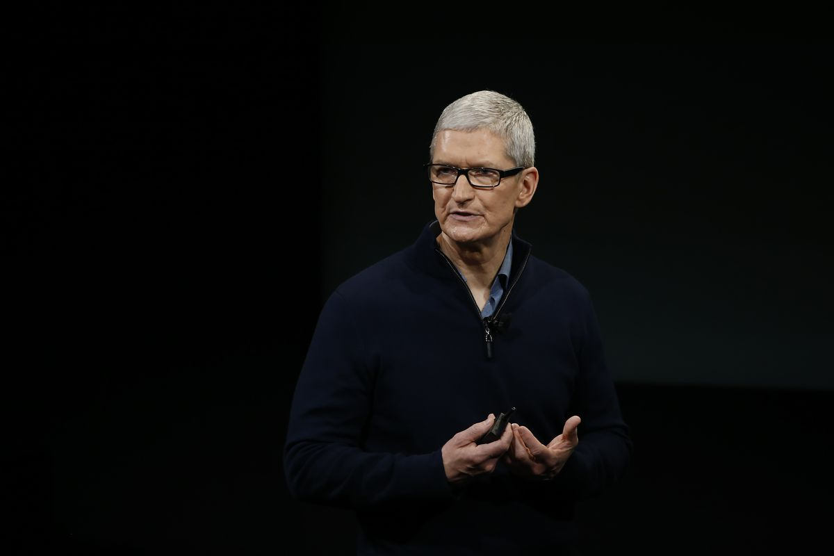 Apple Holds Event To Announce New Products