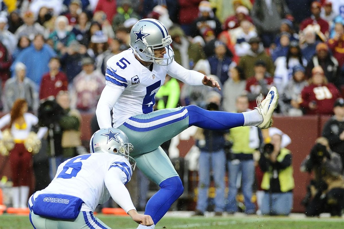 Dan Bailey looks to lead the Cowboys in points in 2015.