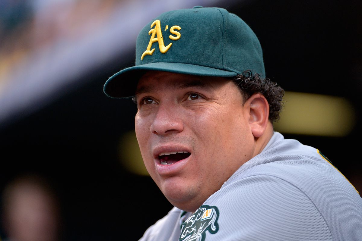 Bartolo Colon is so fat, he won a Gold Glove just for catching his breath.