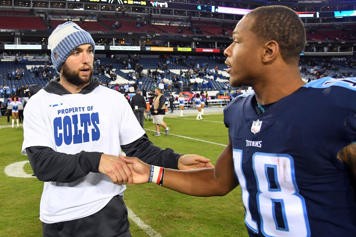 NFL: Indianapolis Colts at Tennessee Titans