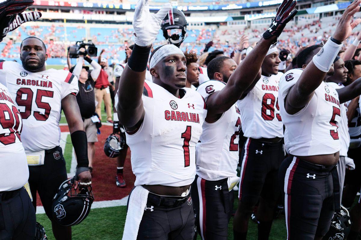 NCAA Football: South Carolina at North Carolina State