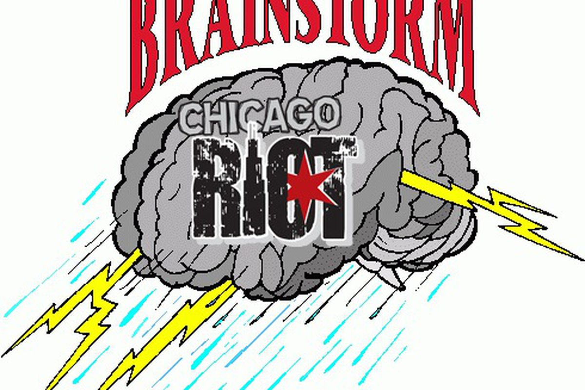 Chicago Riot Brainstorming Session
