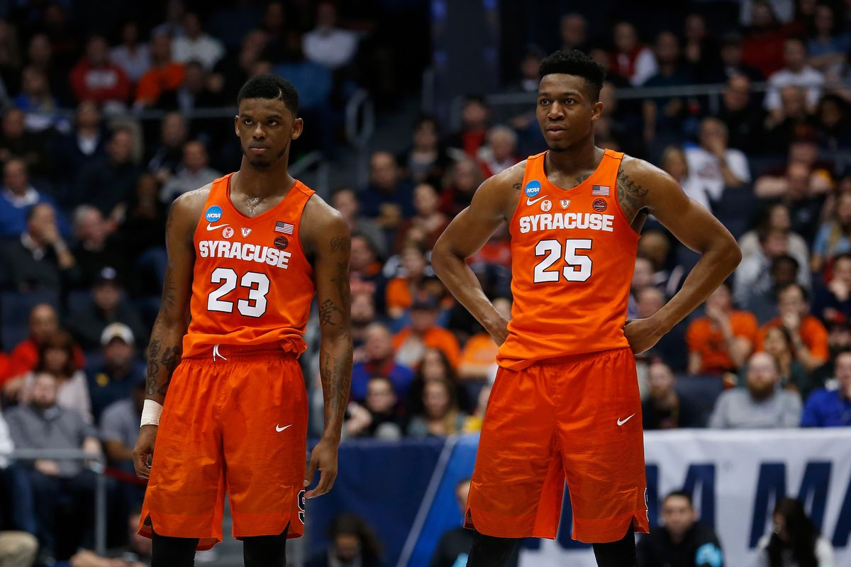 Howard & Battle might be the ACC's best starting backcourt ...