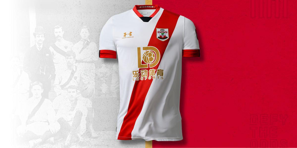 Southampton 2020/21 away shirt saints new kit