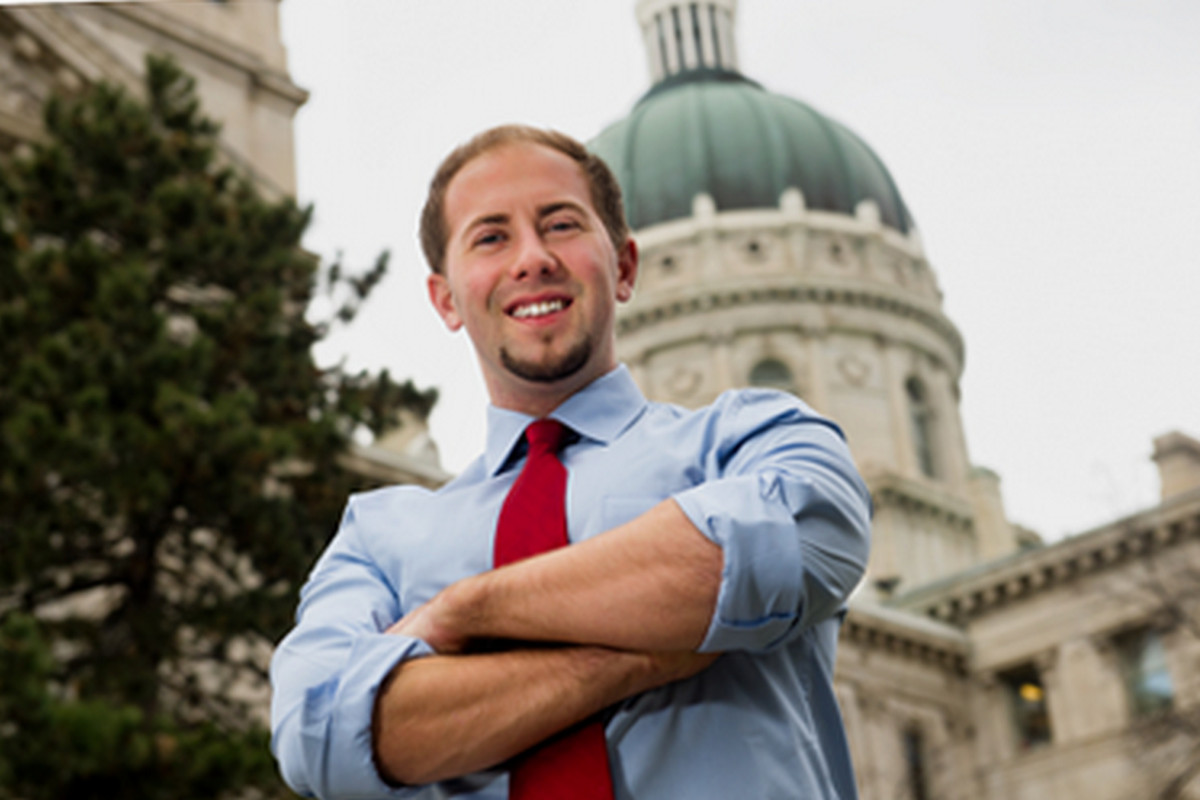 Indiana state Rep. Justin Moed apologized for sexting with Sydney Leathers