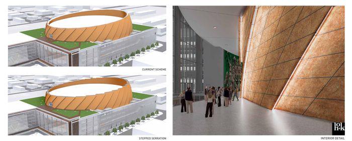 Seattle Arena Turbine Updates