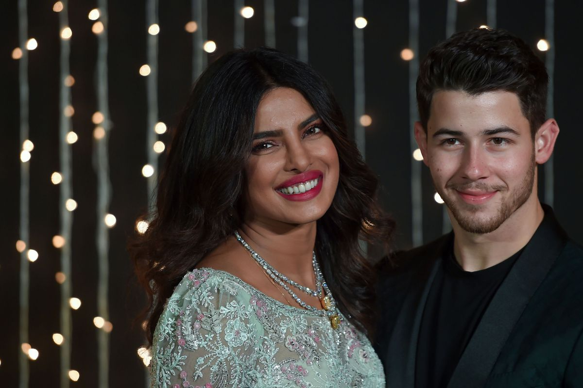 Married Priyanka Chopra and Nick Jonas dined out in London restaurants over Christmas 2018