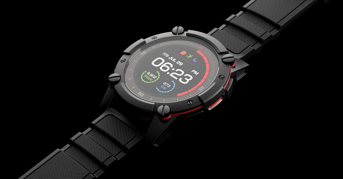 Matrix's PowerWatch 2 needs no charger, uses body heat and solar power